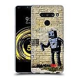 Head Case Designs Offizielle Brandalised Robot Banksy Kunst Street Tag Soft Gel Huelle kompatibel...