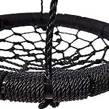 Baumschaukel Outdoor Net Seil Vogelnestschaukel for Kinder im Freien Schaukel Netz, Seil gesponnene...
