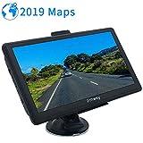Jimwey GPS Navi Navigation für Auto LKW PKW KFZ 7 Zoll Navigationsgerät 8GB 256MB Lebenslang...
