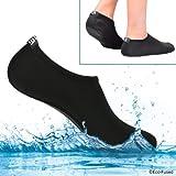 Eco-Fused Wassersocken für Frauen - Extra Komfort - Schützt vor Sand, Kalt-/Warmwasser, UV,...