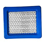 Air Filters Yusell Mower Squareair Filter for Briggs & Stratton 491588 491588S 5043 5043D 399959...