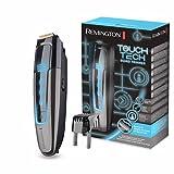 Remington Bart Trimmer Herren Touch Tech (digitale TouchScreen-Oberfläche, 0,4-18mm...