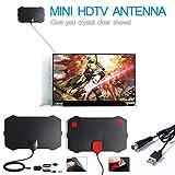 mementoy 120 Miles Antena, 1080P Digital HD-TV-Zimmerantenne mit Verstärkersignalverstärker und...