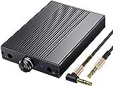 PROZOR Kopfhörerverstärker 3,5 mm HiFi-Audioverstärker Unterstützt Impedanz 16-150 Ω Tragbarer...