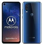 motorola one vision Dual-SIM Smartphone (6,3-Zoll-FHD+-Display, 48-MP-Sensor, 12-MP- +...