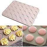 FUNRE 30 sogar makkaroni Kuchen backplatte Cookie DIY antihaft-Werkzeug kohlenstoffstahl dauerhafte...