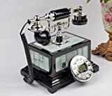 Wvfguj Antike-Telefon, European Style Retro Kreative Home Office Fest Telefon 25x25x20cm (Color :...