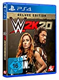 WWE 2K20 - Deluxe Edition - [PlayStation 4]