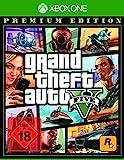 Grand Theft Auto V Premium Edition - [Xbox One]