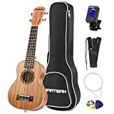 MARTISAN Sopran Ukulele 21 Zoll Professional Ukulele Hawaii Gitarre Aquila Saiten mit Anfnger...