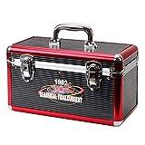 Aufbewahrungsbox Aufzeichnen Aluminium Album Storage Box Lp Record Player Kiste 220 Datenstze...