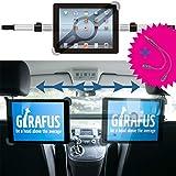 Girafus Tablethalter Auto Kopfsttze Mittig Stabil / 9 10 11 Zoll Tablets / fr iPad Galaxy Tab Huawei...