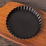 Kuchenform 6 / 8inch Runde Kchenwerkzeug Aluminiumlegierung Backen Antihaft-Backgeschirr Fr Pizza...