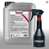 SONAX TeerEntferner Teer Entferner 5L 03045050 GRATIS Sprühflasche 04997000