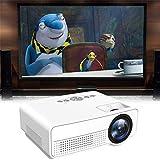 AAERP Projektor Mini Beamer Mini Projector,4k Projector Ultra HD Home Theater Entertainment...