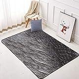 Klein Ball Teppich-Rutschfester weicher Teppich-große Hauptwolldecken für Wohnzimmer scherzt...