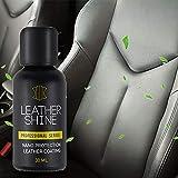 rosemaryrose Nano Liquid Car Leather Care Innenverglasung Feuchtigkeitsspendender Schutz für...