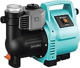 Gardena Hauswasserautomat 3500/4E: Robuste Hauswasserpumpe, vollautomatisch, mit...