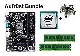 Marke: Gigabyte Aufrst Bundle - GBT H110M-S2PV DDR3 + Intel Core i3-6320 + 8GB RAM #113005