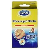 Scholl Hühneraugen-Pflaster zur Behandlung von Hühneraugen, 1 Pack (1 Stück)