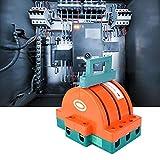 3P Doppel-Wurfmesser-Trennschalter mit Inbusschlssel und Schrauben, Zweikreisschaltung, orange-rotem...