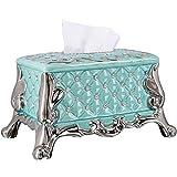 Kosmetiktücherbox, Taschentuchbox, Tissuebox Europäischen Stil Moderne Wohnzimmer Tischplatte...