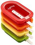 Lku - Eisform, stapelbar, Mini, 10,5 cm, 4-teilig