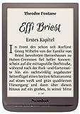 PocketBook e-Book Reader 'InkPad 3' (8 GB Speicher; 19,8 cm (7,8 Zoll) E-Ink Carta Display;...