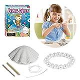 DokFin Dig Ausgrabungskit und Armband Bastelkit, Creative DIY Kinderpuzzle zum Erkunden von...