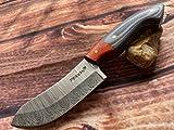 Perkin Jagdmesser Damast 20,32cm FD300