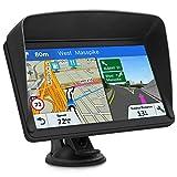 GPS Navi Navigationsgeräte für Auto, Navigation für Auto LKW PKW Touchscreen 7 Zoll 8G 256M...