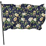 Dem Boswell Rhododendron-Garten-Flagge, Dekorationen für Inneneinrichtungen House Yard Outdoor...