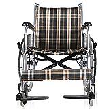 CHAIR Medizinischer Rehabilitationsstuhl, Rollstuhl, Leichter Klapprollstuhl Behinderter Rollstuhl...