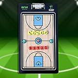 HUIJ Coaches Board Taktikbrett Taktisches Brett Basketball/Fuball/Volleyball Magnetische Taktik...