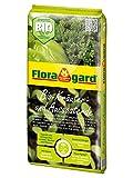 Floragard Bio Kräuter- und Aussaaterde 5 L • torfreduzierte Bio-Spezialerde • zum Aussäen,...