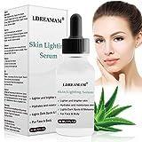 Hyaluronsäure Serum,Hautaufhellendes serum,Bestes Anti-Aging Lift Serum,Dunkler Fleck Entferner...