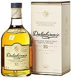 Dalwhinnie Highland Single Malt Scotch Whisky – 15 Jahre gereift – Aromen von Heidekraut und...