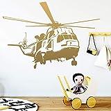 SLQUIET DIY Drop Shipping Hubschrauber Aufkleber Liebhaber Dekoration Zubehör Für Kinderzimmer...