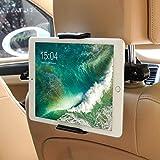 Tablet Halterung Auto, POOPHUNS KFZ-Kopfsttzen Tablet Halterung, 360 Grad Drehung, Einfache...