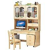 Kinderschreibtisch Computer-Schreibtisch-Geschenk for Mädchen und Jungen - Beste for 6, 7 und 8...