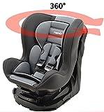 Kinderautositz REVO 360 drehbar und neigbar - gruppen 0+/1-4 farben - Storm