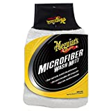 Meguiar's X3002EU Microfibre Wash Mitt Waschhandschuh