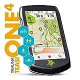 TAHUNA TEASI ONE - Outdoor-Navigationsgert mit Bluetooth, Kompass und Europakarte
