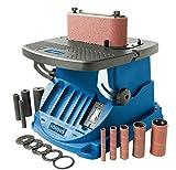 Scheppach oszillierender Spindelschleifer OSM600 (Spindelschleifmaschine mit 450 Watt, neigbar bis...