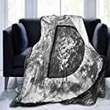 EELKKO Flannel Fleece Throw Blankets,Alphabet D Letter Reference to Someones Name Symbolic Character...