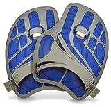 Aqua Sphere ErgoFlex Handpaddel, Grey, L/XL