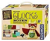 KOSMOS 604233 AllesKönnerKiste Glücks-Boten. DIY-Bastelset für Mädchen und Jungen ab 8 Jahren,...