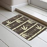 Bonamaison Fußmatten, Mehrfarbig, 40 x 70 cm