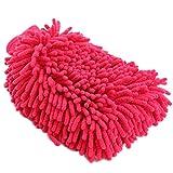 Suang Impeccable Premium Mikrofaser-Waschhandschuh, kratzfrei, abwischbar, doppelseitige...