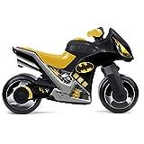 H-Molto Rutsch Motorrad im Batman Design mit Breiten Reifen, dient als Lauflernhilfe für die...